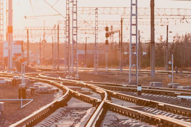 מתיחות בדרום: הפסקת תנועת הרכבות