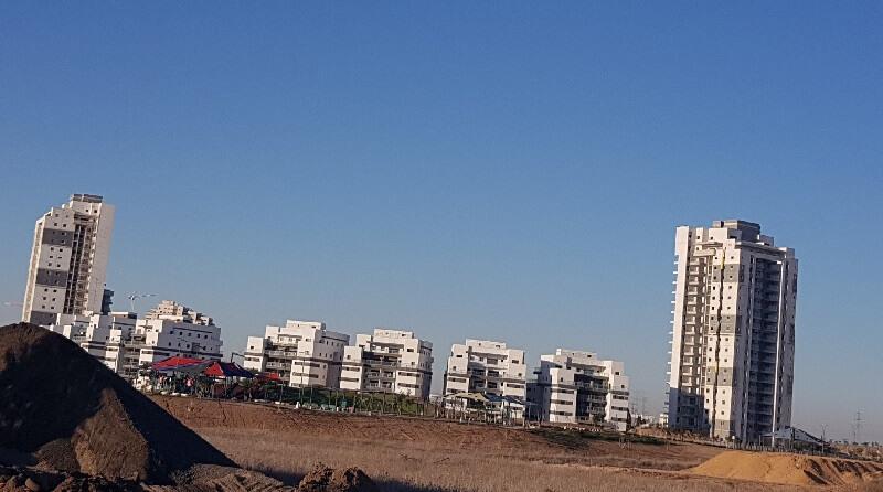 כרמי גת בניינים