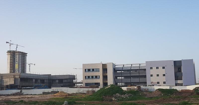 בית ספר תיכון כרמי גת