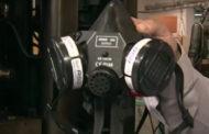 ייצור מסכות מגן נגד קורונה עם יעילות סינון כמעט 100% במפעל שלאון בקריית גת