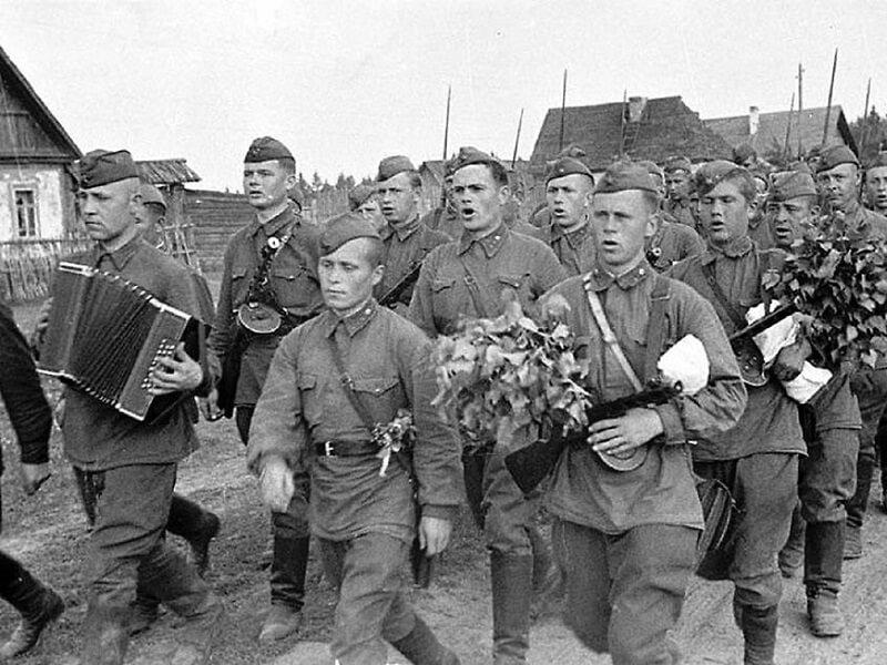 יום ניצחון חיילים