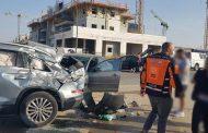 תאונת דרכים בשדרות כרמי גת