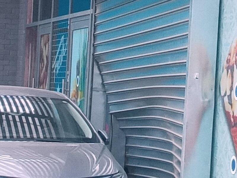 דיווח: ניסיון פריצה למכולת השכונתית גת מרקט