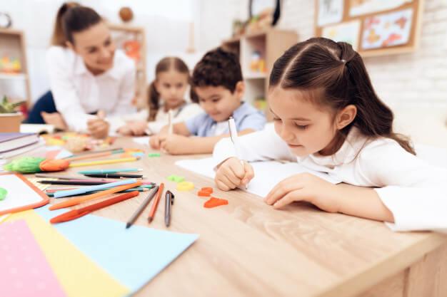 הכנה לכיתה א' לילדי גן חובה: בבית ספר שבזי כרמי גת