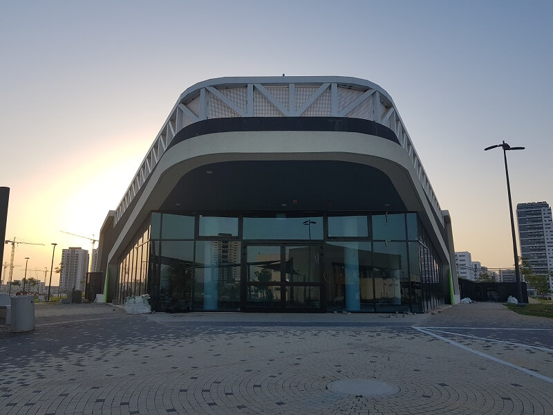 מרכז מבקרים כרמי גת