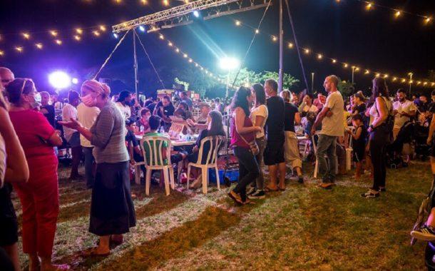 סיכום ארוע Night Market בכרמי גת